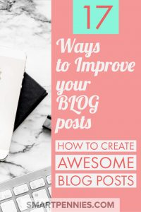 Do you Want Awesome blog posts 17 ways to improve your posts, from permalinks, descriptions, alt tags, and more if you need to improve your posts then this is the post you need to check out to make sure you are doing the right things.