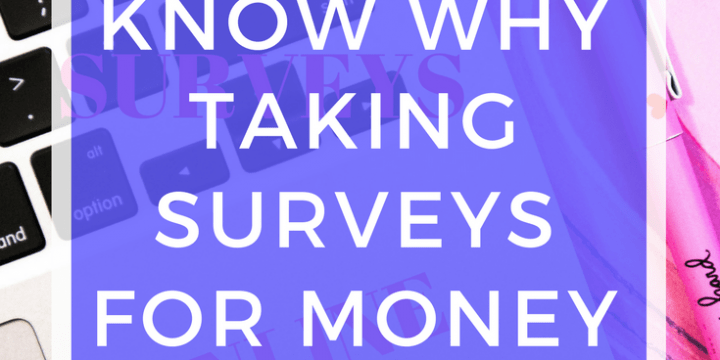 Why Taking Surveys for money Sucks!