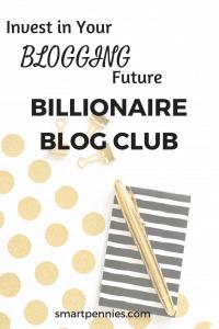 billionaire blog club