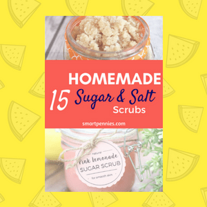 15 Easy DIY homemade sugar and salt scrubs