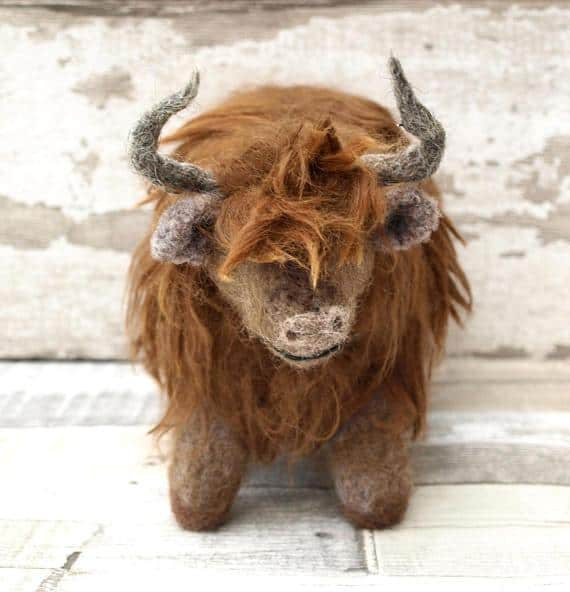 highland cow kit