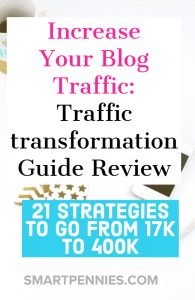 traffic transformation guide lena gotts
