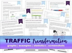 traffic transformation images