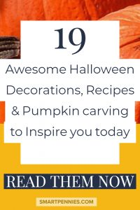 19 Awesome cute fun and easy Halloween decoration recipes and pumpkin carving ideas to try today. Get the holidays started with these great tips and ideas to help make Halloween a bit easier check them out today to help you get prepared.