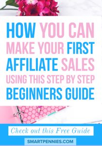 Affiliate marketing is a great way to monetize your blog this post gives you a beginners guide to what affiliate marketing is and how to add your links to your site. Check out this step by step guide using an example to help you.