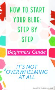 Wanting to start a blog? If you are a serious Beginner then grab this fREE guide to starting a successful blog this year. The ultimate guide including choosing your niche, how to set up your hosting and set up your site on WordPress, themes, google analytics and Google console as well as monetizing your blog all this in a 100 page free guide.