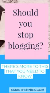 How to fix your blog when it isn't making money. Yes you can make money blogging - find out how you can quit your 9-5 job and make a living as a blogger.