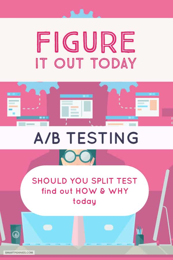 Split testing or A/B testing what is and how do you do it? What should you test and when? These are the questions I can show you answers to improve your blogging. If you are confused about what testing is all about this post will help with an example to clarify how you go about testing elements of your blog to improve what ever you are trying to do.