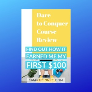 Dare to Conquer: should you invest in your blogging future with the course?