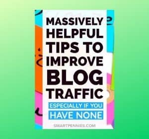 Increasing Blog traffic when you have NONE (for FREE)