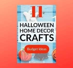 11 DIY home Decor ideas for Halloween (Budget Ideas)
