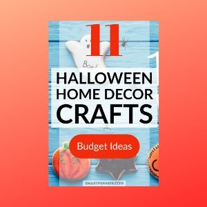 11 DIY home Decor ideas for Halloween (Budget Ideas)