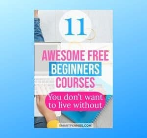 11 Fantastic FREE beginners Blogging courses (updated 2019)
