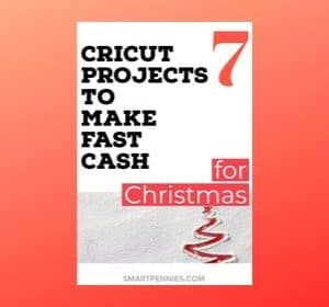 Cricut Projects to make & sell this Christmas (Fast money)